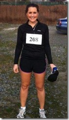 Seaneen Lisburn Half Marathon photo